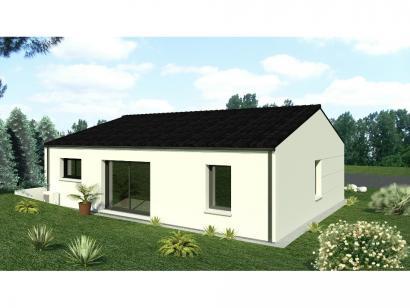 Maison neuve  à  Saint-Yrieix-sur-Charente (16710)  - 165000 € * : photo 2
