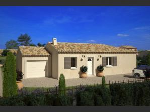 Maison neuve à Dompierre-sur-Yon (85170)<span class='prix'> 198600 €</span> 198600