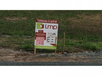 Terrain à vendre  à  Saligny (85170)  - 46000 € * : photo 1