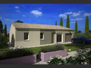 Maison neuve à Saligny (85170)<span class='prix'> 129500 €</span> 129500