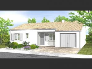Maison neuve à Saligny (85170)<span class='prix'> 169200 €</span> 169200