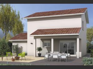 Maison neuve à Saint-Just (01250)<span class='prix'> 189500 €</span> 189500