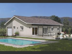 Maison neuve à Saint-Just (01250)<span class='prix'> 171000 €</span> 171000