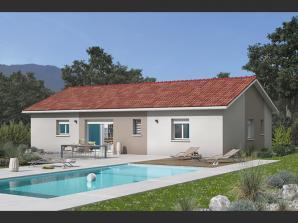 Maison neuve à Saint-Just (01250)<span class='prix'> 174000 €</span> 174000