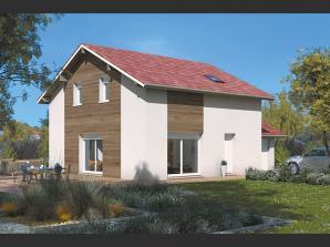 Maison neuve à Ceyzériat (01250)<span class='prix'> 269000 €</span> 269000