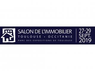 Salon de l'immobilier Toulouse du 27 au 29 septembre !