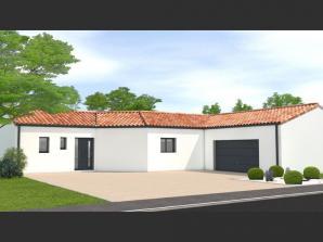 Maison neuve à Challans (85300)<span class='prix'> 312090 €</span> 312090