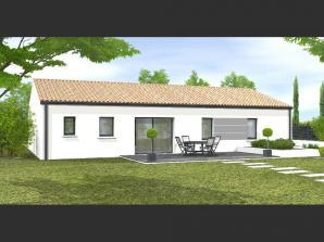 Maison neuve à Challans (85300)<span class='prix'> 212100 €</span> 212100
