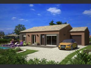 Maison neuve à Challans (85300)<span class='prix'> 176170 €</span> 176170