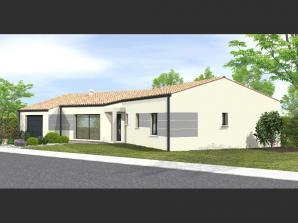 Maison neuve à Challans (85300)<span class='prix'> 269150 €</span> 269150