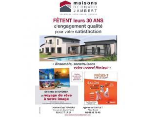 JEU CONCOURS Maisons Bernard JAMBERT