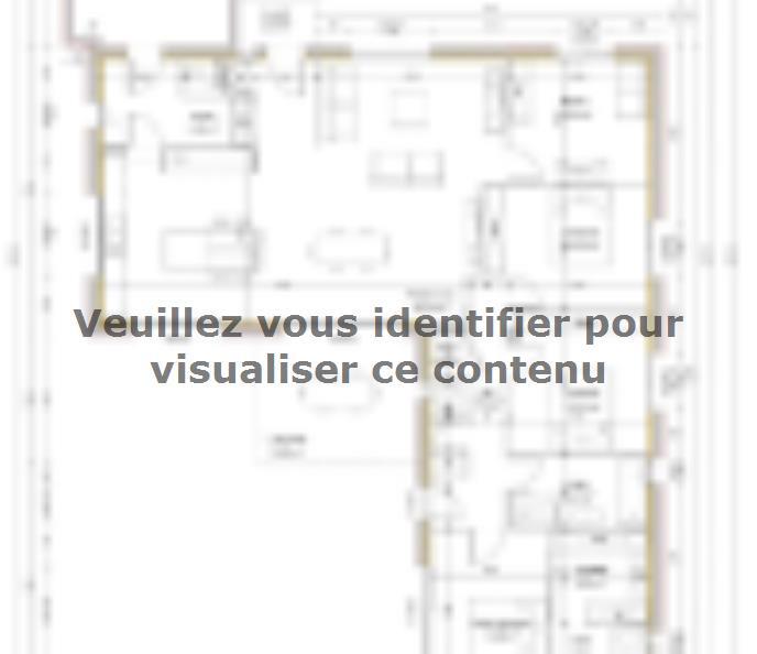 Plan de maison INNOVA 1 : Vignette 1