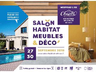 Salon de l'Habitat d'Orléans (45) du 27 au 30 septembre 2019