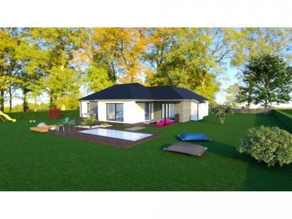 Modèle de maison INNOVA 2 4 chambres  : Photo 1