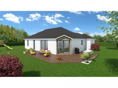 Modèle de maison INNOVA 3 3 chambres  : Photo 1