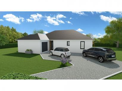 Modèle de maison INNOVA 3 3 chambres  : Photo 2