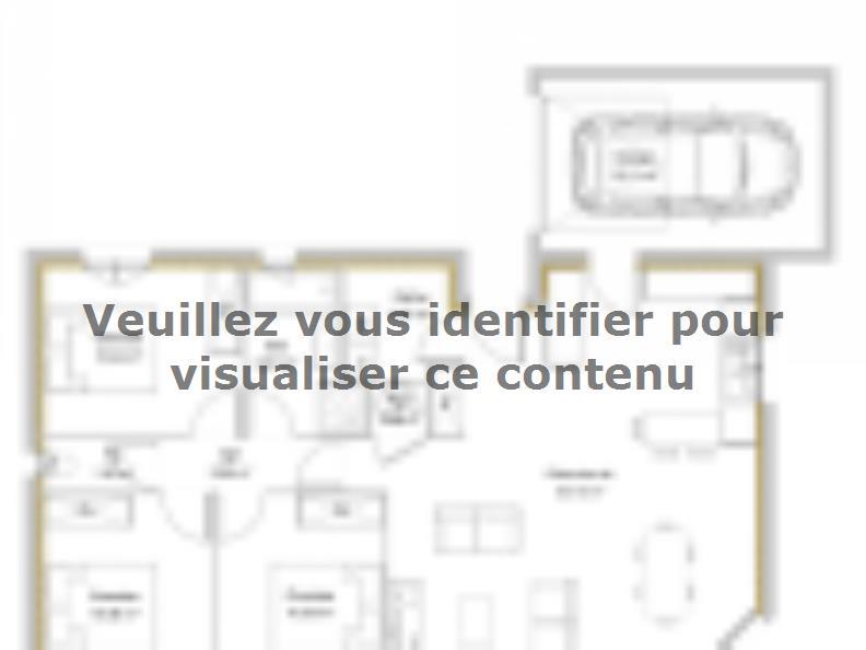 Plan de maison INNOVA 3 : Vignette 1