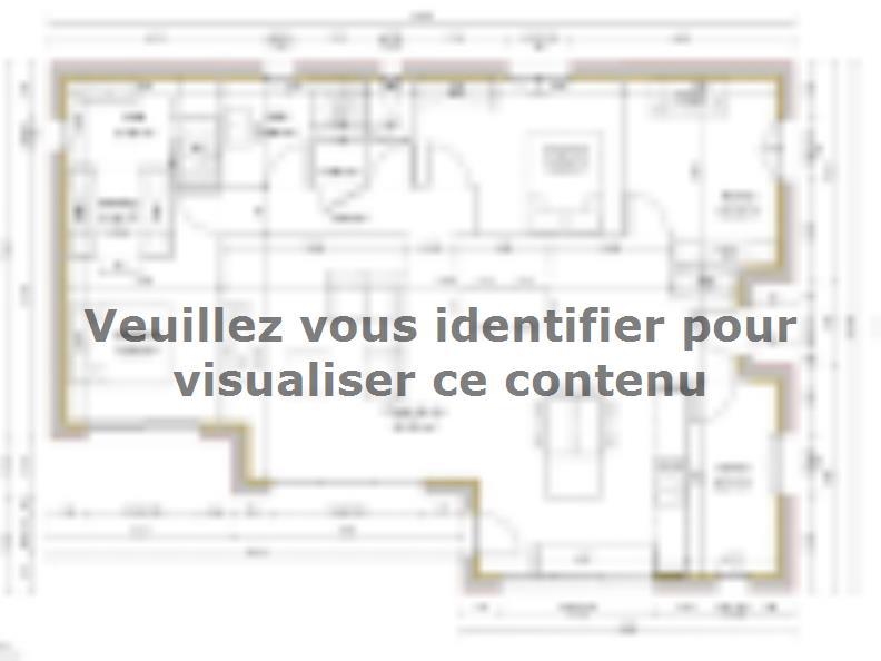 Plan de maison INNOVA 4 : Vignette 1