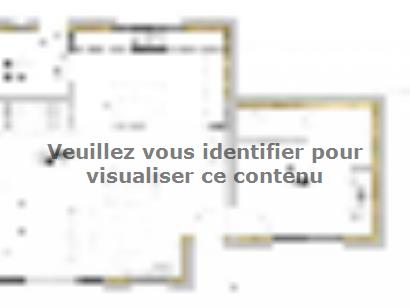 Plan de maison PYRENEA 4 4 chambres  : Photo 1