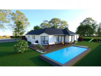 Modèle de maison INNOVA 5 3 chambres  : Photo 1