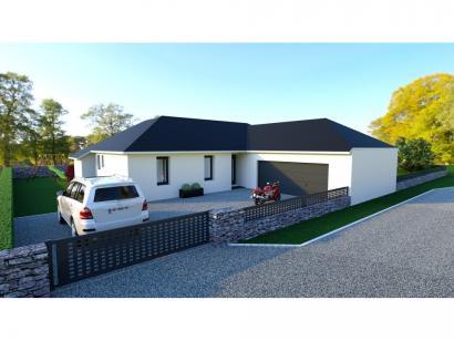 Modèle de maison INNOVA 5 3 chambres  : Photo 2