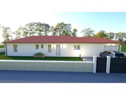 Modèle de maison INNOVA 6 3 chambres  : Photo 2