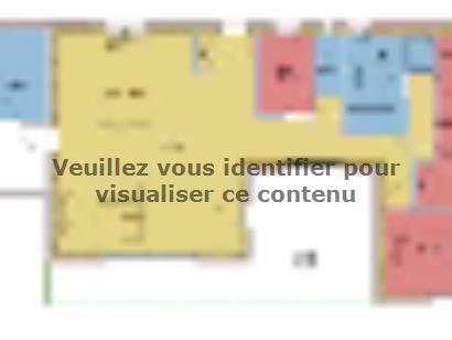 Plan de maison INNOVA 6 3 chambres  : Photo 1