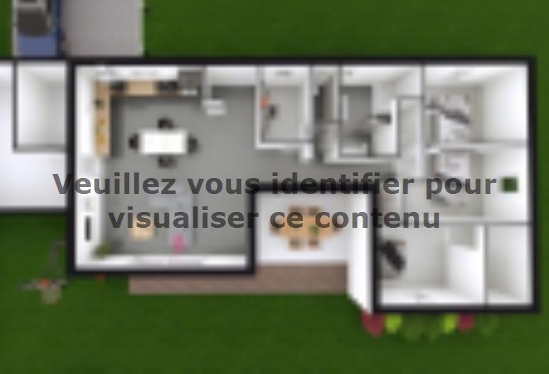 Modèle de maison INNOVA 6 : Vignette 3