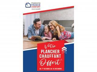 Préparez l'hiver avec Maisons France Confort