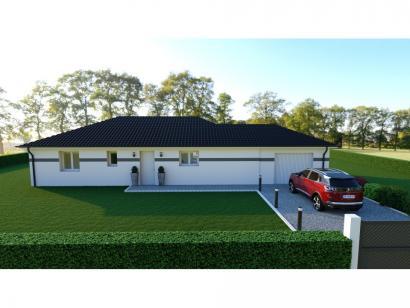 Modèle de maison INNOVA 7 3 chambres  : Photo 2