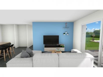 Modèle de maison INNOVA 7 3 chambres  : Photo 4