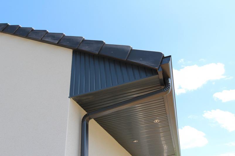 Détails sur toiture