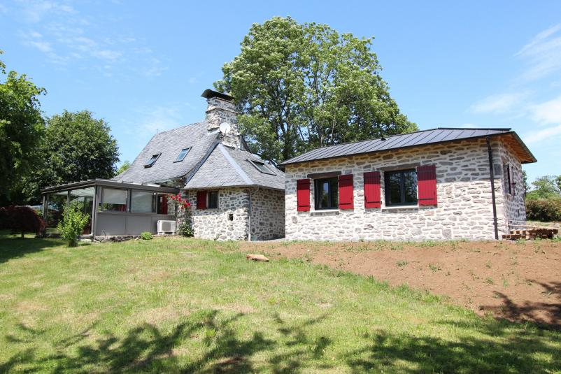 Extension d'une maison traditionnelle
