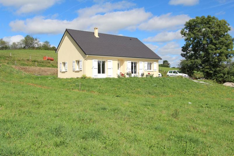 Plain-pied / Nord Cantal