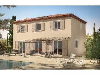 Maison neuve  à  Saint-Mitre-les-Remparts (13920)  - 329900 € * : photo 1