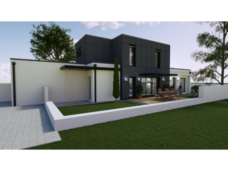 Modèle de maison Vente maison neuve 3 chambres - Les Villas de LA C : Vignette 1