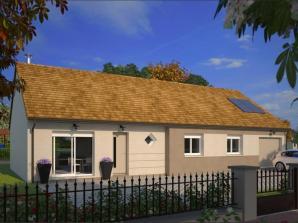Maison neuve à Renansart (02240)<span class='prix'> 160600 €</span> 160600