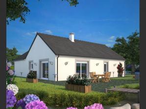 Maison neuve à Renansart (02240)<span class='prix'> 162400 €</span> 162400