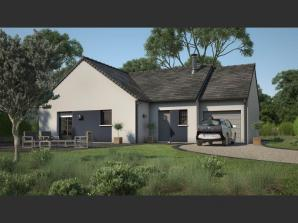 Maison neuve à Renansart (02240)<span class='prix'> 142000 €</span> 142000
