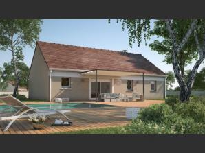 Maison neuve à Renansart (02240)<span class='prix'> 138200 €</span> 138200