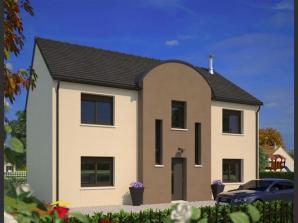 Maison neuve à Renansart (02240)<span class='prix'> 188600 €</span> 188600