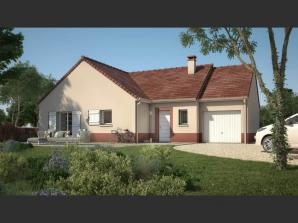 Maison neuve à Bernes (80240)<span class='prix'> 147200 €</span> 147200