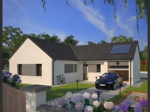 Maison neuve à Bernes (80240)<span class='prix'> 154900 €</span> 154900