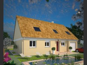 Maison neuve à Chauny (02300)<span class='prix'> 230600 €</span> 230600