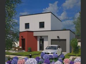 Maison neuve à Commenchon (02300)<span class='prix'> 165000 €</span> 165000