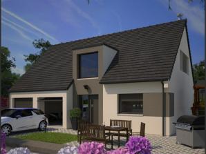 Maison neuve à Commenchon (02300)<span class='prix'> 148000 €</span> 148000