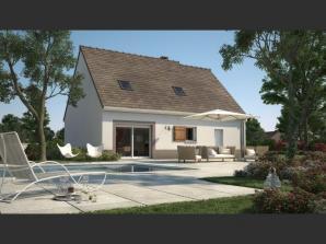Maison neuve à Commenchon (02300)<span class='prix'> 152800 €</span> 152800