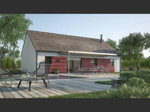Maison neuve à Versigny (02800)<span class='prix'> 132000 €</span> 132000