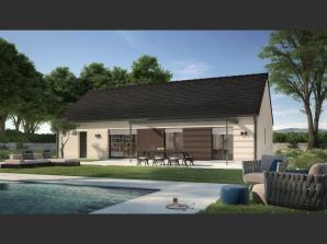 Maison neuve à La Neuville-en-Beine (02300)<span class='prix'> 128500 €</span> 128500