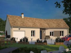 Maison neuve à La Neuville-en-Beine (02300)<span class='prix'> 148500 €</span> 148500